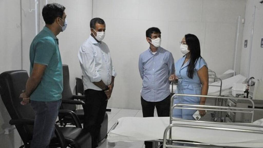 Posto de Vacinação Covid-19 e Centro de Triagem são inaugurados em Barreiras
