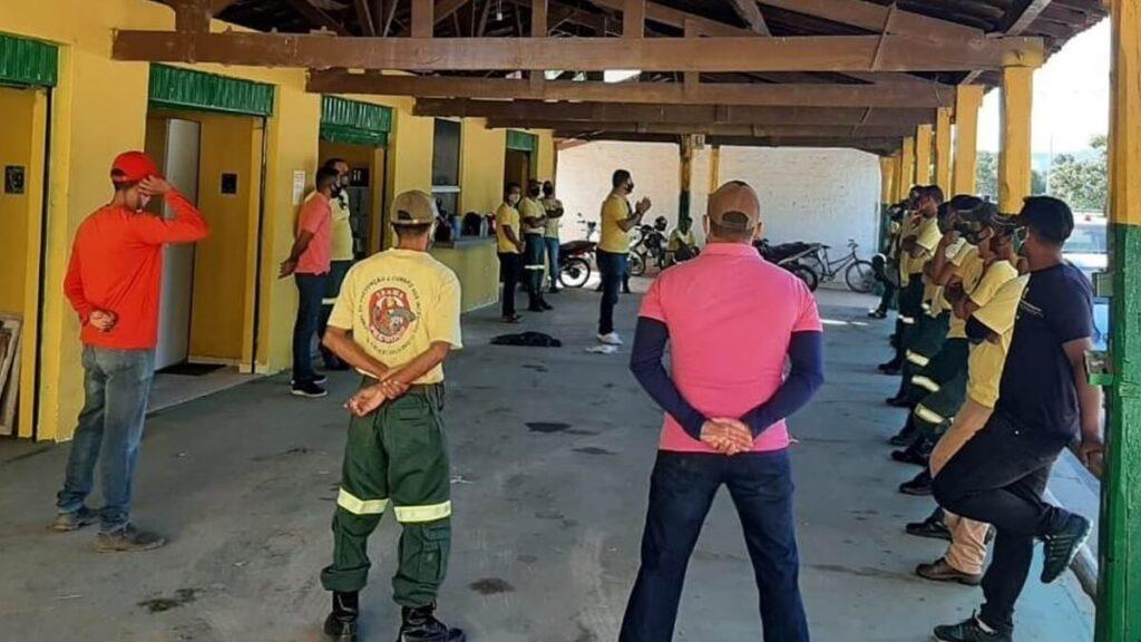 Brigada para prevenção e combate aos incêndios florestais já está operando em Barreiras