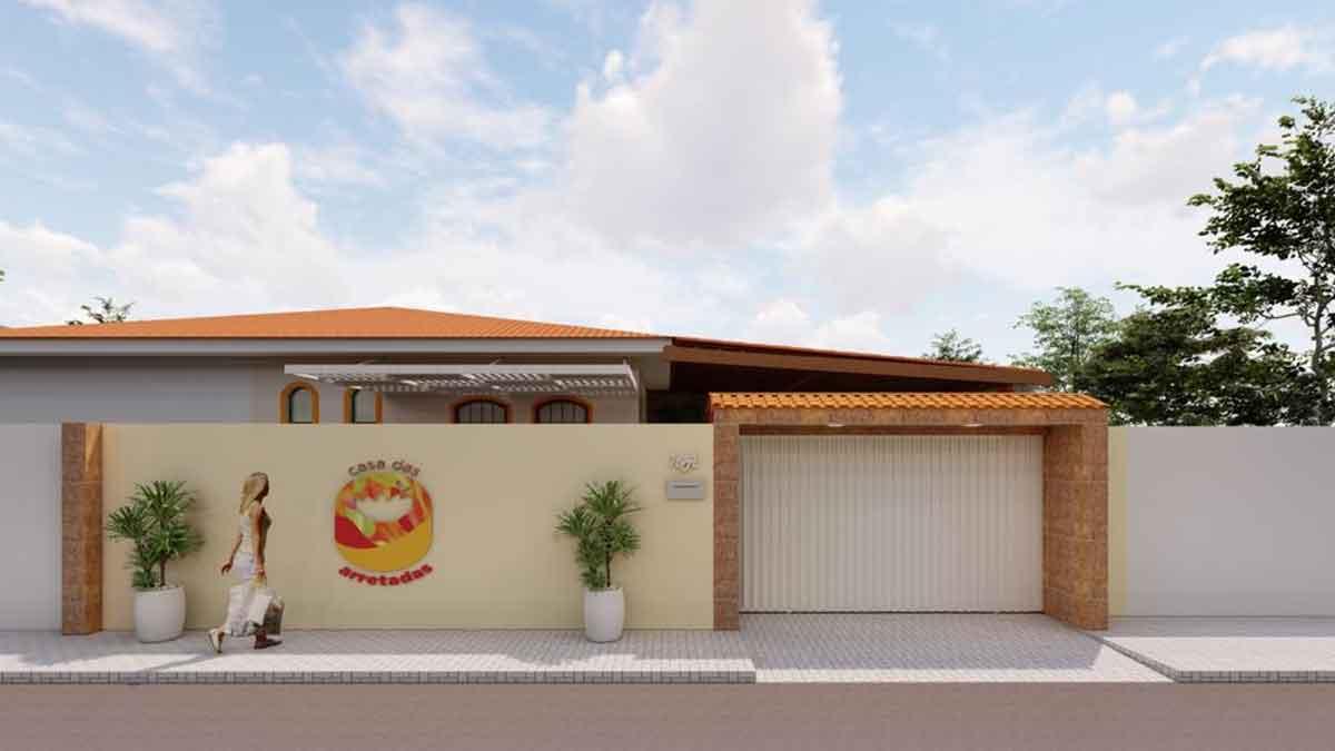 Casa das Arretadas
