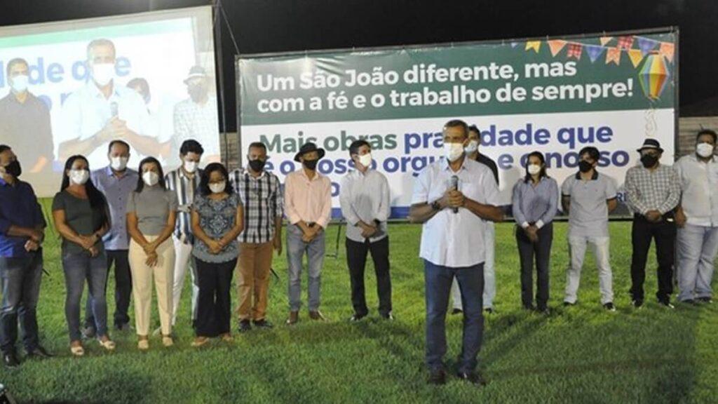 Estádio Geraldão será reformado e Loteamento Rio Grande receberá mais de 42 mil metros quadrados de asfalto