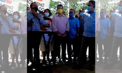 Zezo Aragão elogia Governador Rui Costa