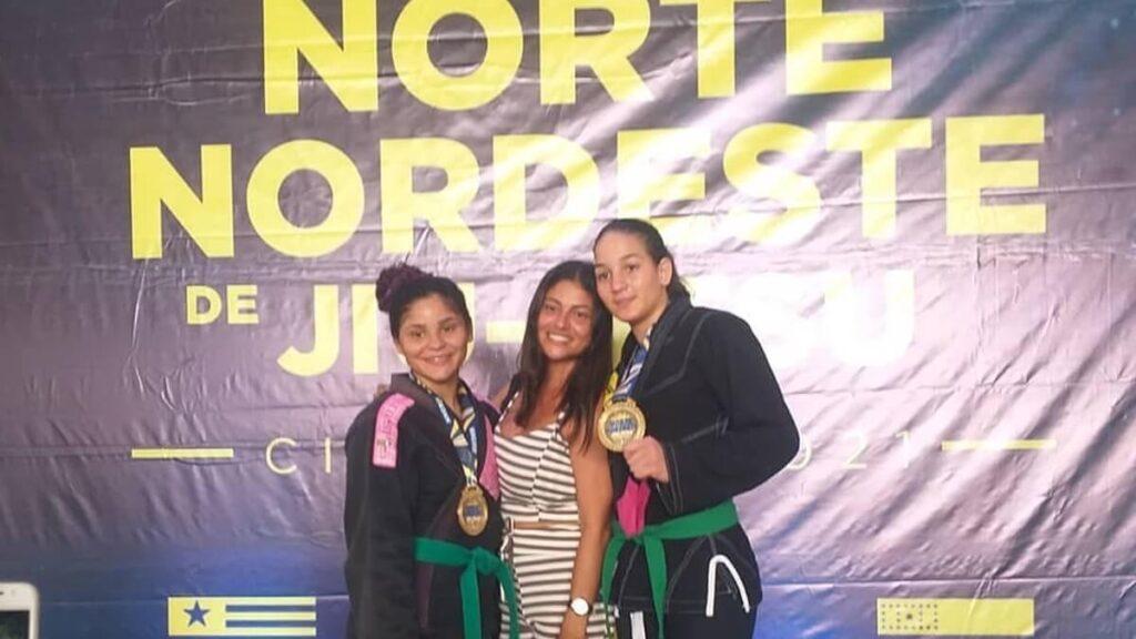 Lutadores de Barreiras vencem Campeonato Norte e Nordeste de Jiu Jitsu