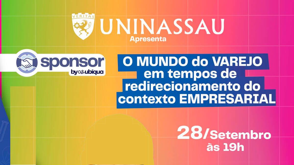 Centro Universitário promove palestra on-line com Thiago Rebelo