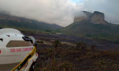 Incêndios na Bahia