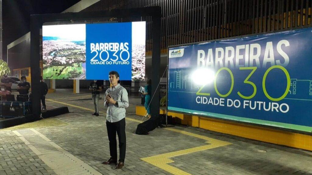 Programa Barreiras 2030: Prefeitura divulga as 30 metas de desenvolvimento para a Cidade do Futuro