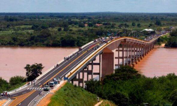 Ponte Barra e Xique-Xique