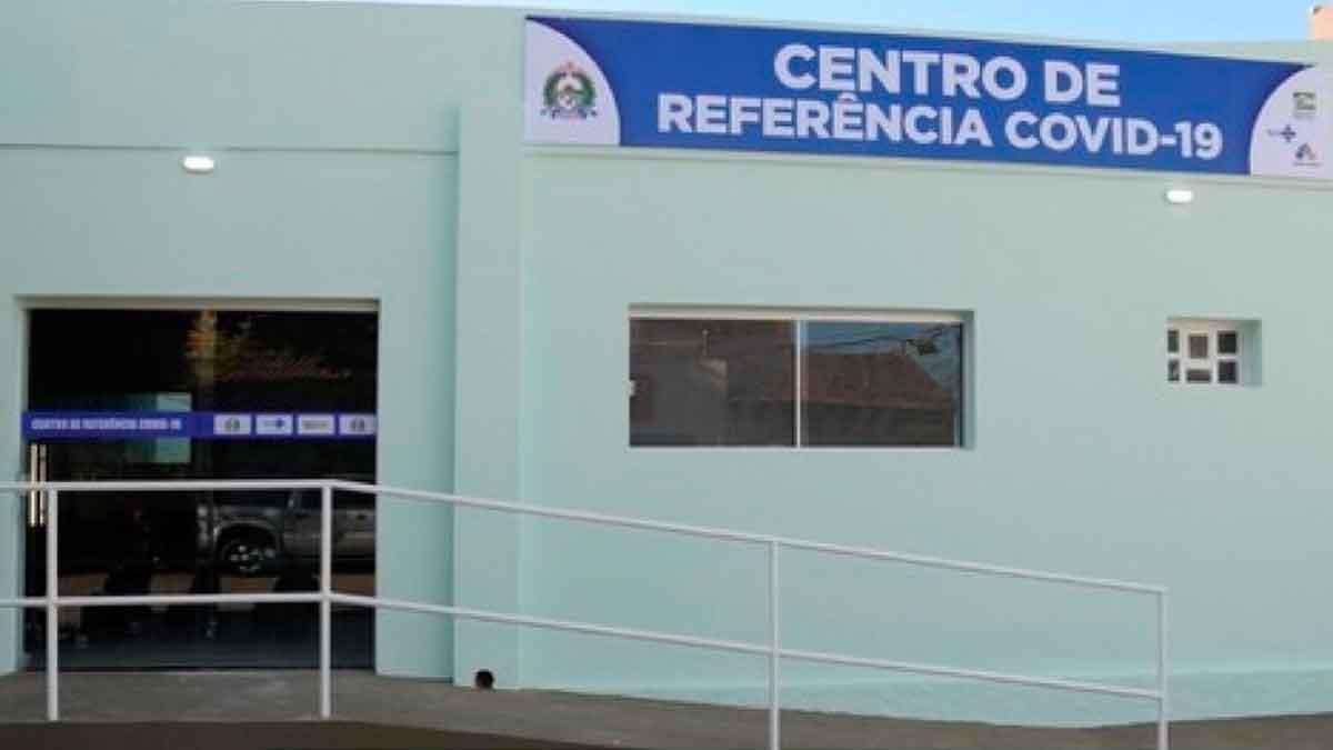 Centro de Referência Covid-19