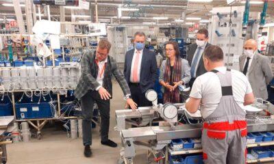 Fábrica de equipamentos de saúde